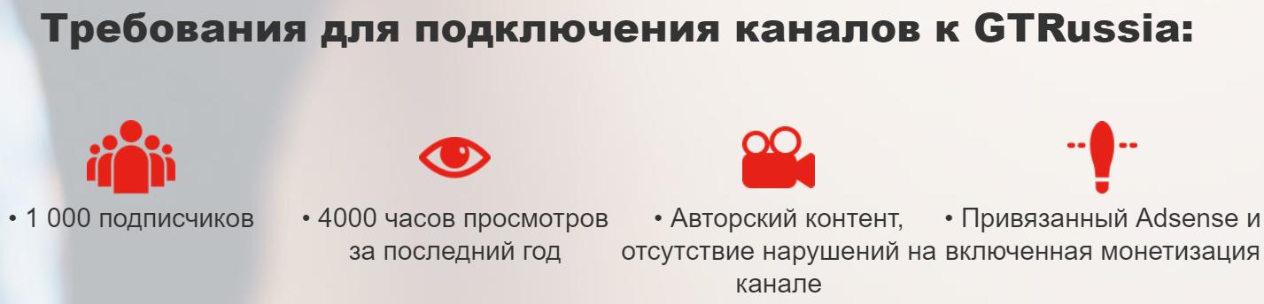 trebovanija dlja podkljuchenija kanalov k mediaseti - Сколько ждать одобрения монетизации канала на YouTube?