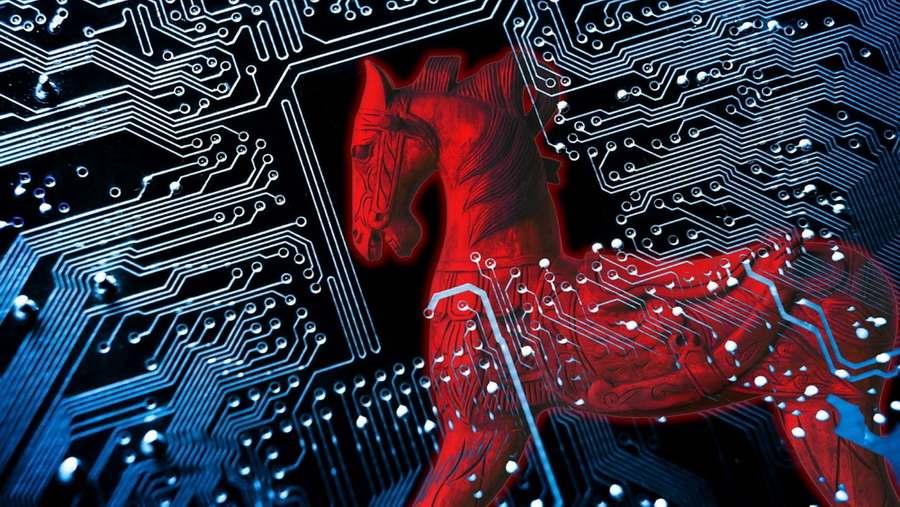 Троянский конь. Вирусы компьютерные